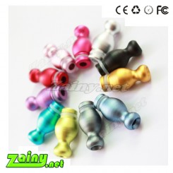 5pcs colorful  aluminum calabash 510 Drip Tips in mix color