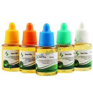 5pcs x 50ml Hangsen liquid Propylene glycol e-jiuce with SGS 100% PG