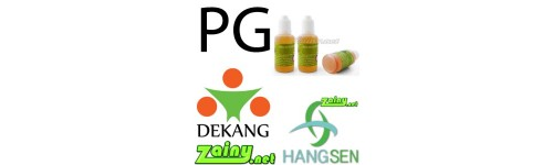 Propylene glycol liquid (PG) Hangsen and Dekang